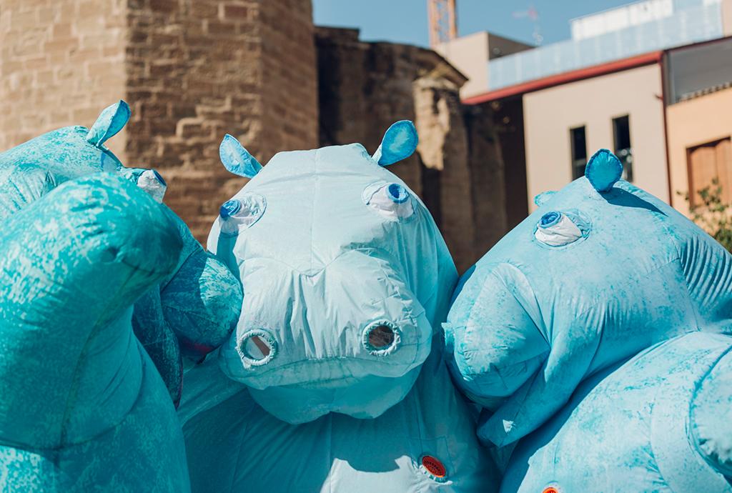 Hippos | Zum-Zum Teatre